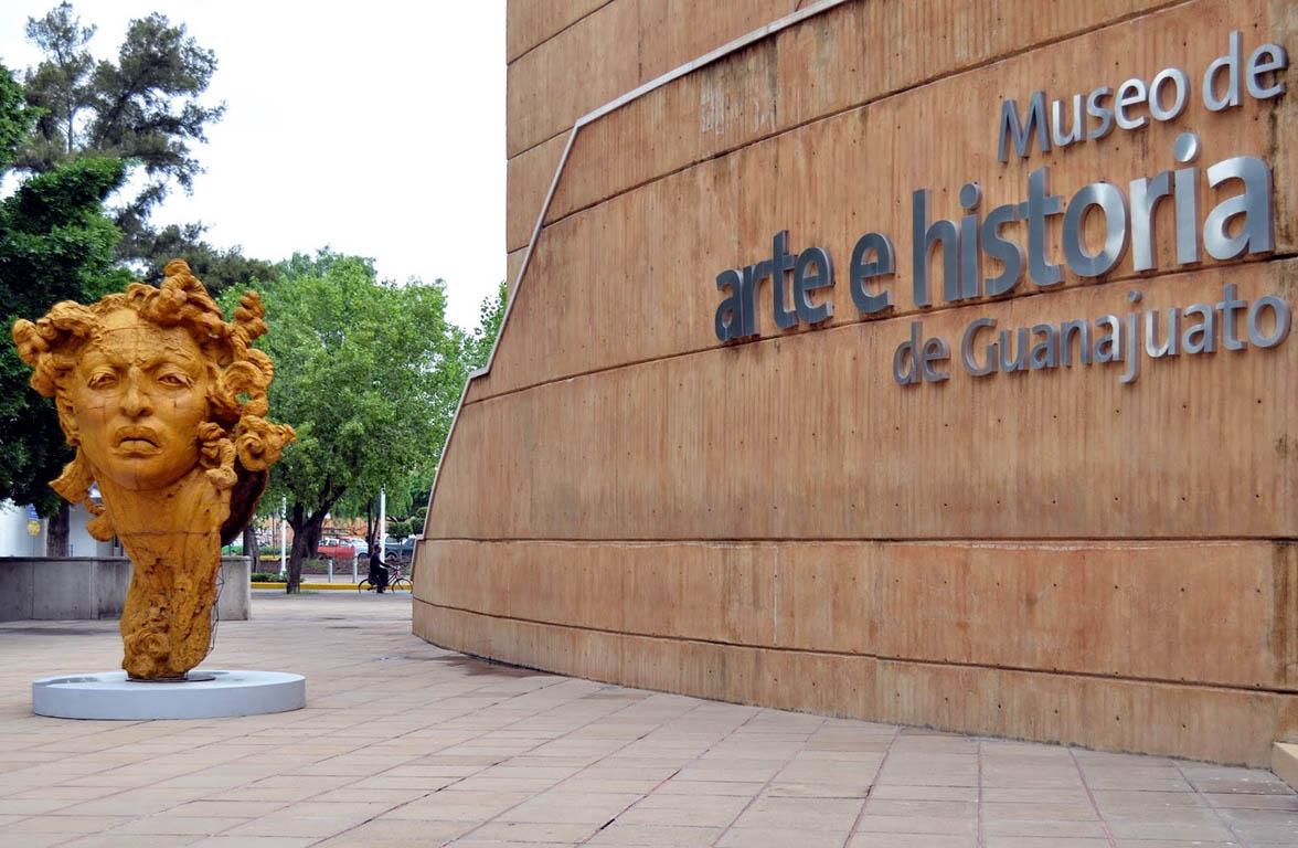 Inscrbete en los talleres del Museo de Arte e Historia de Guanajuato