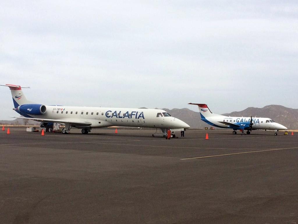 Calafia Airlines Conecta A Seis Destinos Con Una Misma Ruta