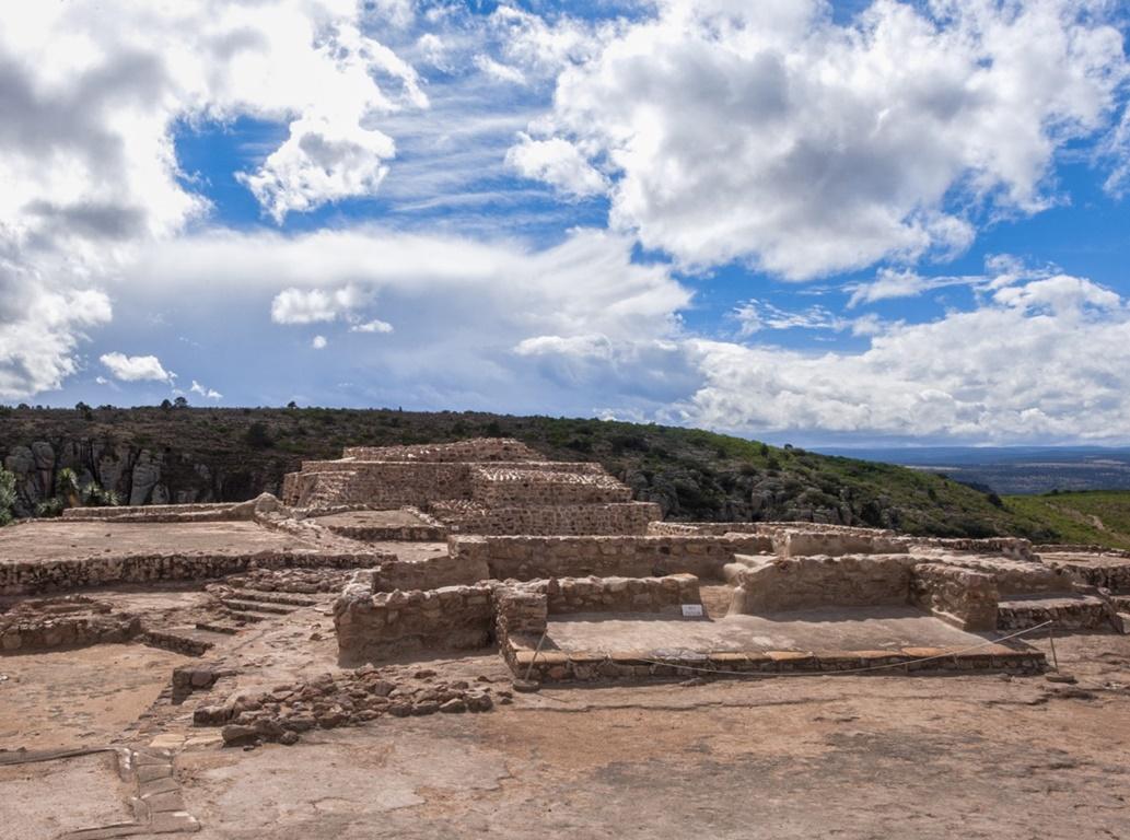Visita La Zona Arqueológica El Cóporo En Guanajuato